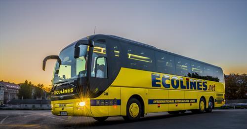 Ecolines теперь возит из С-Петербурга в Лаппеенранту и Иматру каждый день