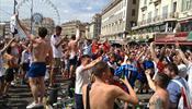 Евро-2016 начался: российский болельщик получил серьезные ранения