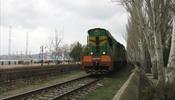 Во что упрется железная дорога с Крымского моста