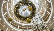 Рождественские покупки и Рождественский базар в Breuninger