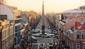 CNN Travel признал Невский проспект одной из самых красивых улиц мира