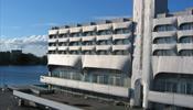 У отеля Морского вокзала теперь новая жизнь