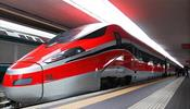 Новый скоростной поезд в Италии
