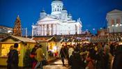 Свежая презентация Зимнего отдыха в Финляндии