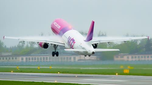Пятерка от Wizz Air