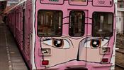 Колоритные поезда-ниндзя