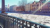 С-Петербург принял по два туриста на жителя