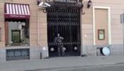В центре Риги захвачен отель