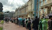 Электронные билеты в Екатерининский дворец стали именными