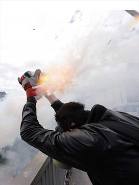 Первомайская демонстрация … в Стамбуле