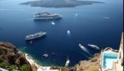 Санторини вводит ограничение на число туристов