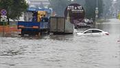 Путь в «Шереметьево» неожиданно оказался водным