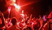Тунис охватили беспорядки