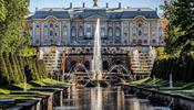 """Парки музея-заповедника """"Петергоф"""" смогут принимать до 9000 тысяч посетителей в день"""