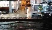 Река Дагомыс в Сочи вышла из берегов