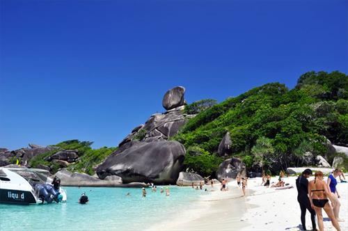 В Таиланде ограничат посещение почти всех курортных островов