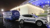 Расхваливать С-Петербург поедет домик на колесах
