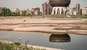 Обмеление Волги создает проблемы для туристических теплоходов