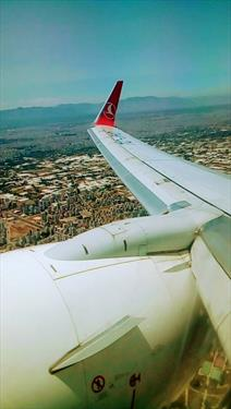 С Turkish Airlines летишь из С-Петербурга в Анталию, как захотел