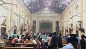 Террористы атаковали Шри-Ланку