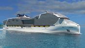 Новые круизные лайнеры MSC побьют рекорд