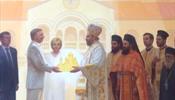 Петербургский миллиардер открыл на Кипре церковь со своим ликом
