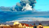 Исландия опять может «загрузить» небо над Европой пеплом