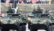 Военный парад НАТО - в 2 часах от С-Петербурга