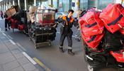 «Шереметьево» опровергло сообщение о повышении зарплат грузчикам до 200 тысяч