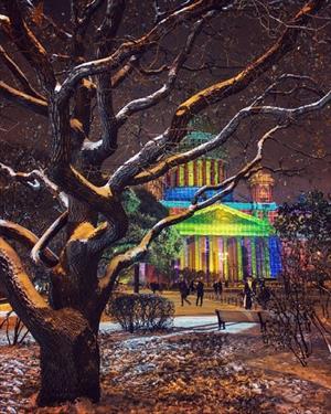 Фестиваль света в C-Петербурге может не состояться