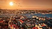 Вместе с Turkish Airlines – бесплатная экскурсия по Стамбулу