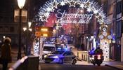 Джихадист открыл огонь на Рождественском рынке Страсбурга