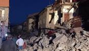 В Италии одно из сильнейших землетрясений