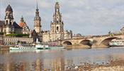 Жестокая жара остановила речные круизы в Европе