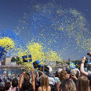 Зимняя Швеция – действительно, притягательно
