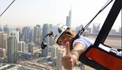 Полет супермена – в Дубае