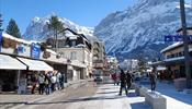 Обожаете невероятно живописные горные курорты – отправляйтесь в Гриндельвальд