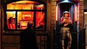 В Амстердаме против дешевых «красных фонарей»