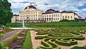 Найти дворец по душе – в Баден-Вюртемберге