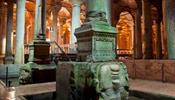 Цистерна Базилика продолжит принимать туристов во время реставрации