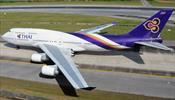 Thai Airways подала на банкротство