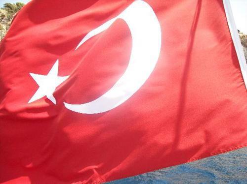 турецкий флаг картинка