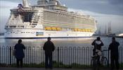 На круизные лайнеры ограничат посадку пассажиров