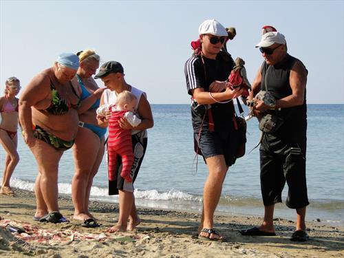 На что жалуются туристы в Крыму