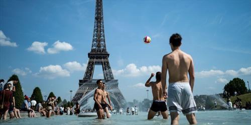 Июль был самым жарким месяцем за всю историю человечества