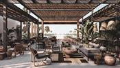 Новый отель на средиземноморском побережье Египта