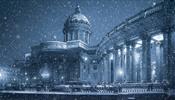 Смольный потратит деньги на проекцию иконы на купол Казанского собора
