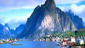 В удивительные норвежские фьорды на круизе c русской группой