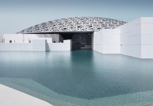 Лувр-2 в Абу-Даби, наконец, откроют