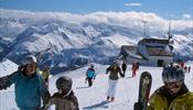 Давос начинает зимний сезон с бесплатными ски-пасами